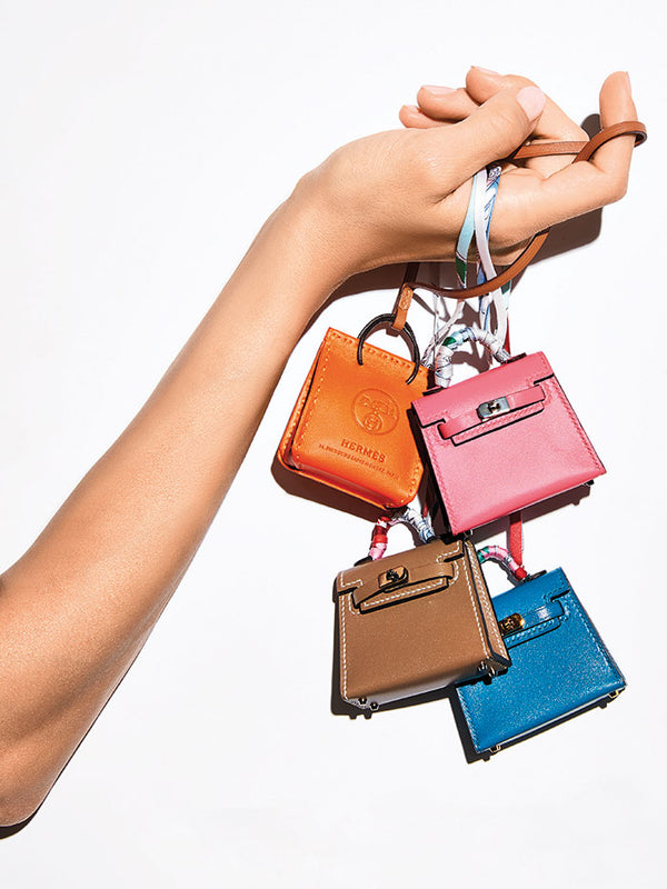 Three New Hermès Bag Charms