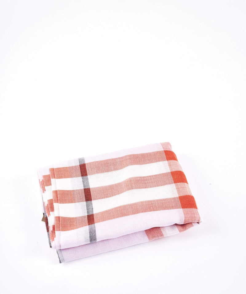 Burberry Burberry pink wool scarf