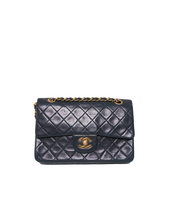 "Chanel Chanel Classic Double Flap 9"" Small Classic Bag MW2402"