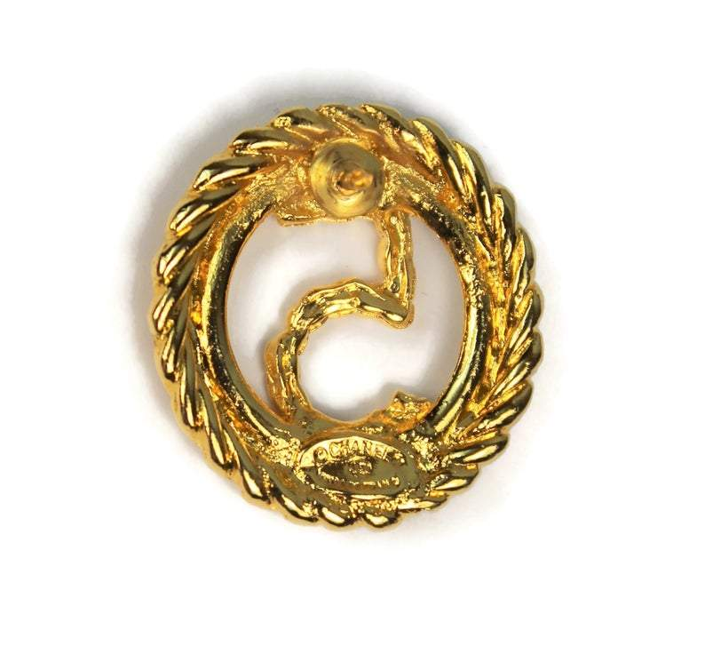 Chanel Chanel Number 5 Brooch