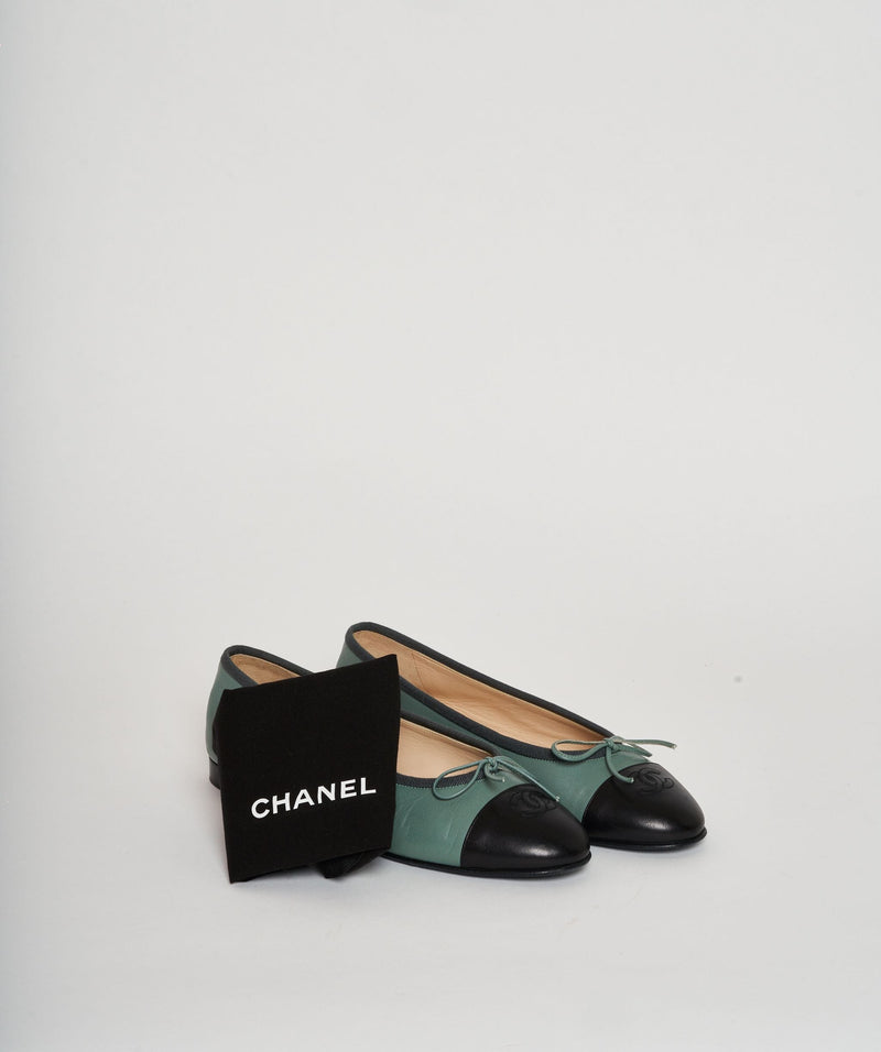 Chanel Chanel Ballet Pumps