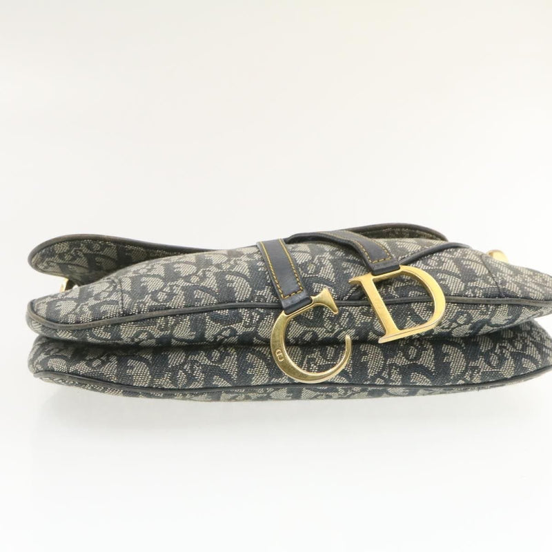 Christian Dior Christian Dior Dior Oblique Double Saddle