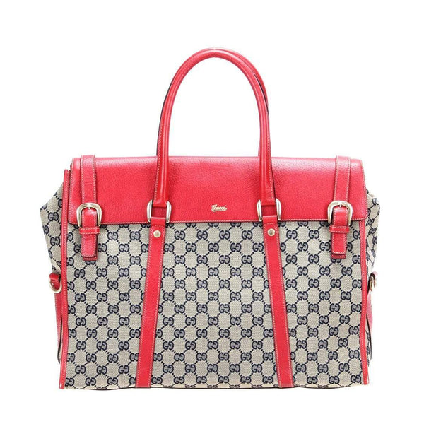 Gucci Gucci GG Canvas Handbag