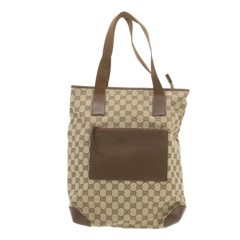 Gucci Gucci GG Canvas Tote Bag