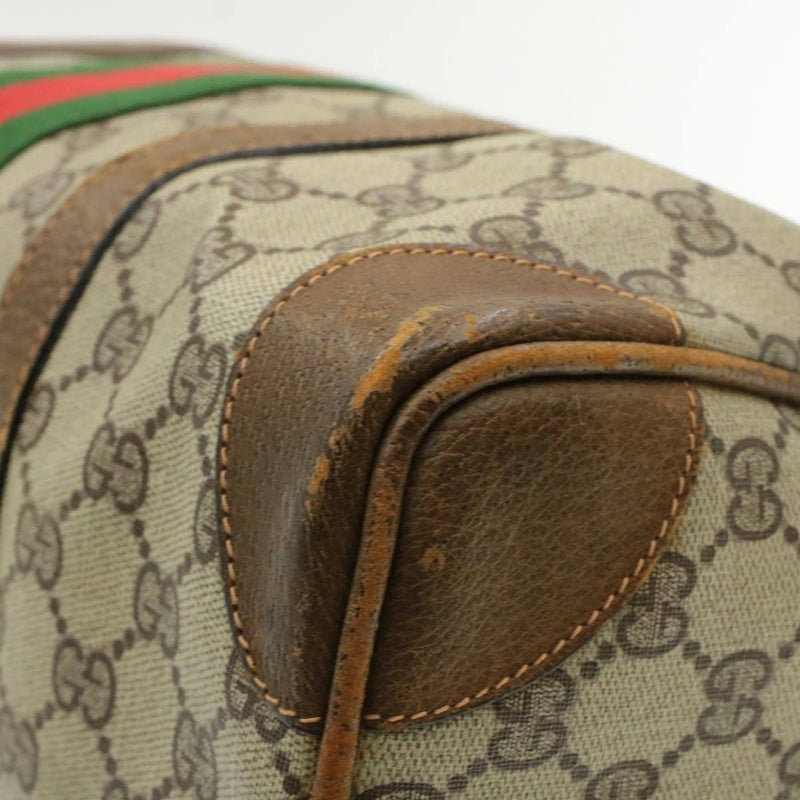 Gucci Gucci Supreme Boston Bag