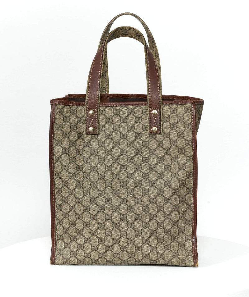 Gucci GUCCI Web Supreme Hand bag