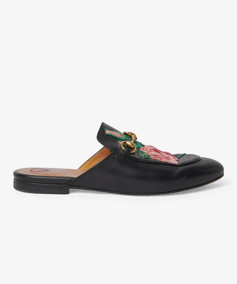 Gucci Gucci Princetown Slippers