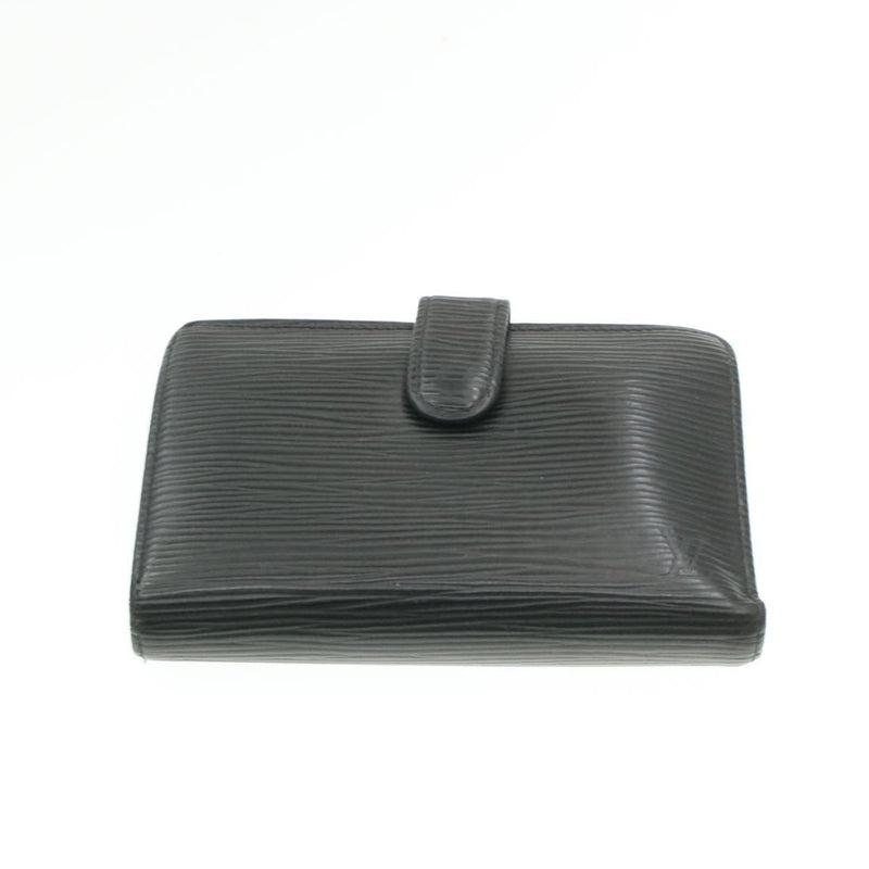 Louis Vuitton Louis Vuitton Epi Black Wallet