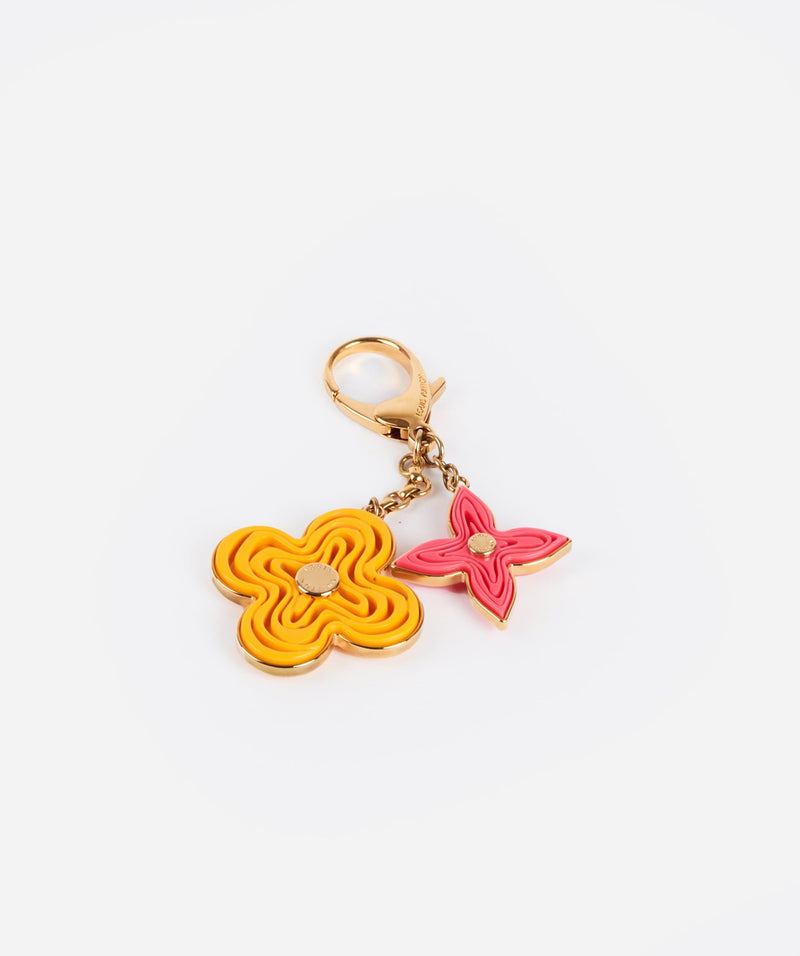Louis Vuitton Louis vuitton flower bag charm
