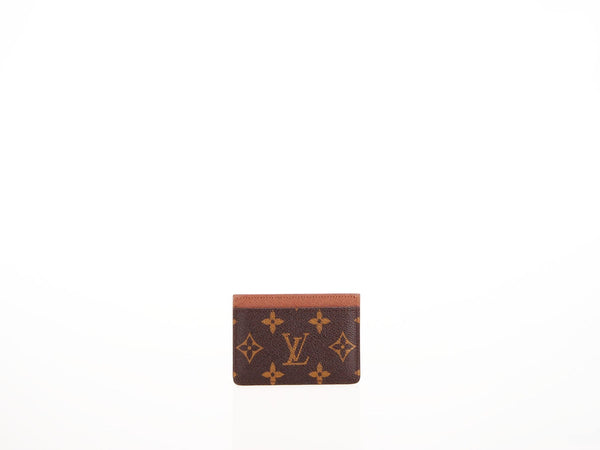 Louis Vuitton Louis Vuitton Monogram Card Holder