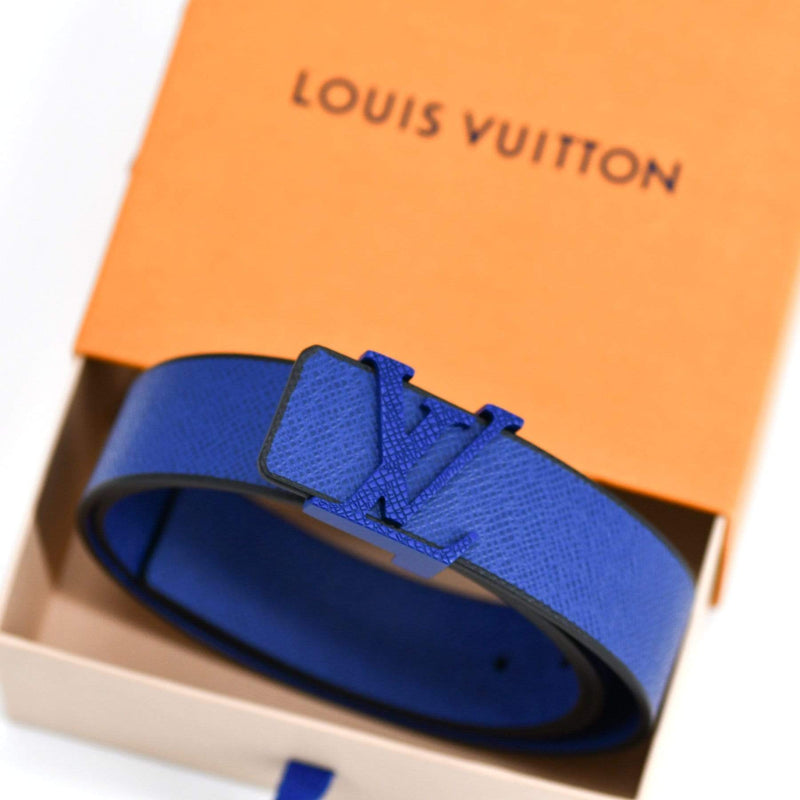 Louis Vuitton Louis Vuitton taiga belt