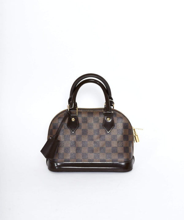 Louis Vuitton Louis Vuitton Alma BB