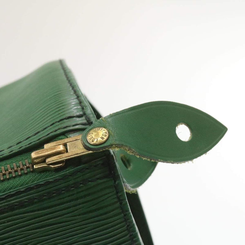 Louis Vuitton Louis Vuitton Epi Green Speedy 30