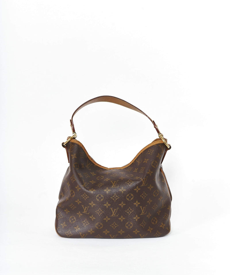 Louis Vuitton LOUIS VUITTON Monogram Delightful PM Shoulder Bag MI1135