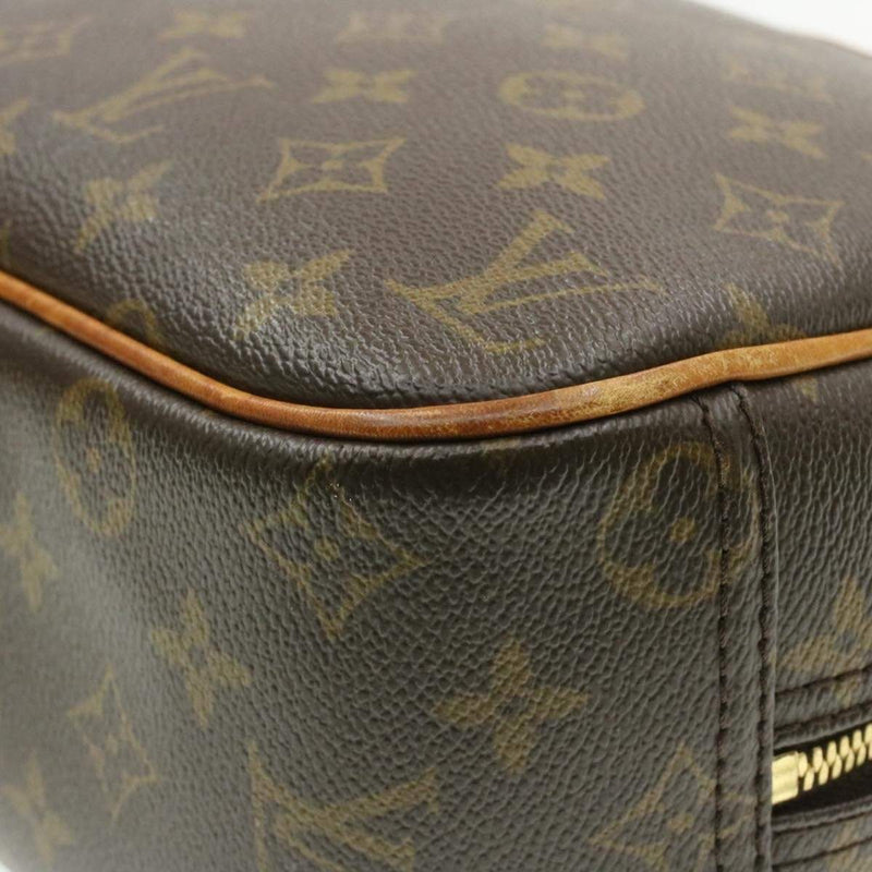 Louis Vuitton LOUIS VUITTON Monogram Trouville Hand Bag LV MI0010