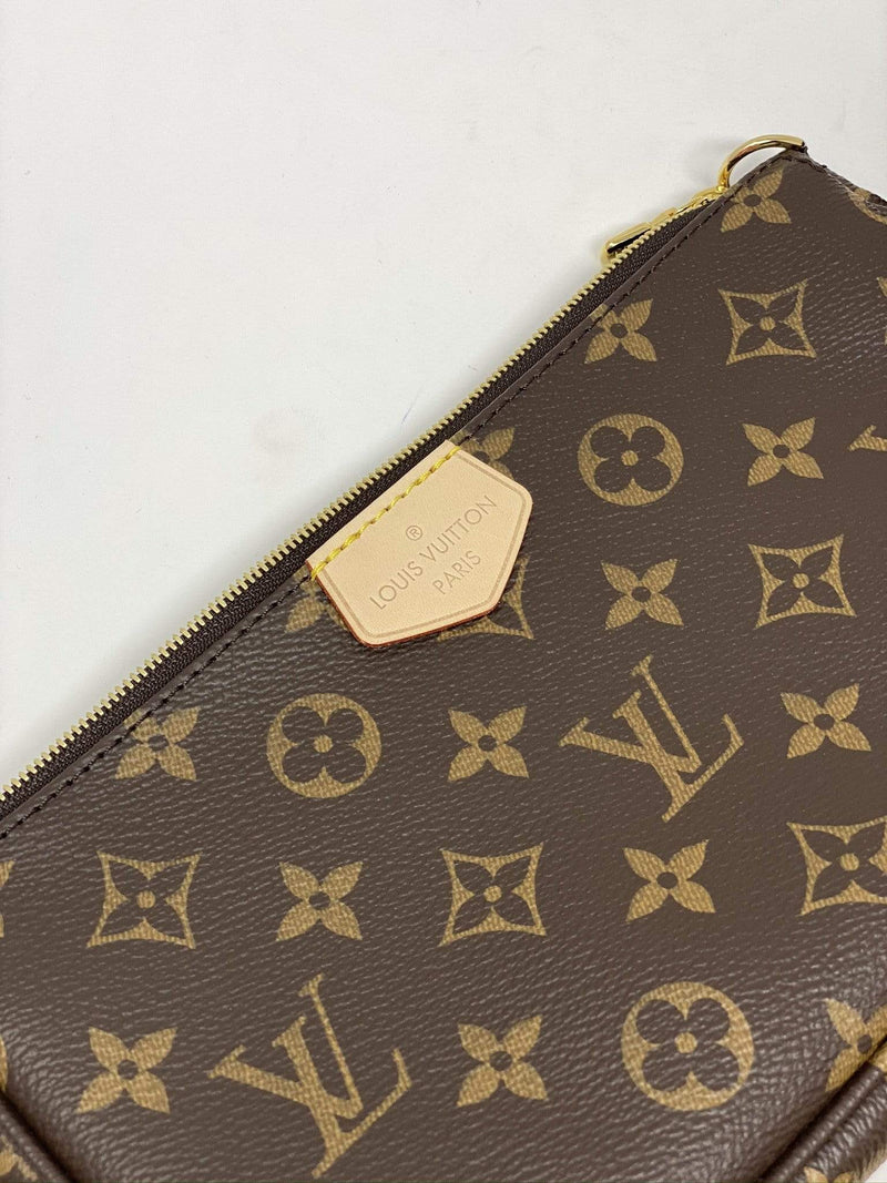 Louis Vuitton Louis Vuitton Multi Pochette Khaki