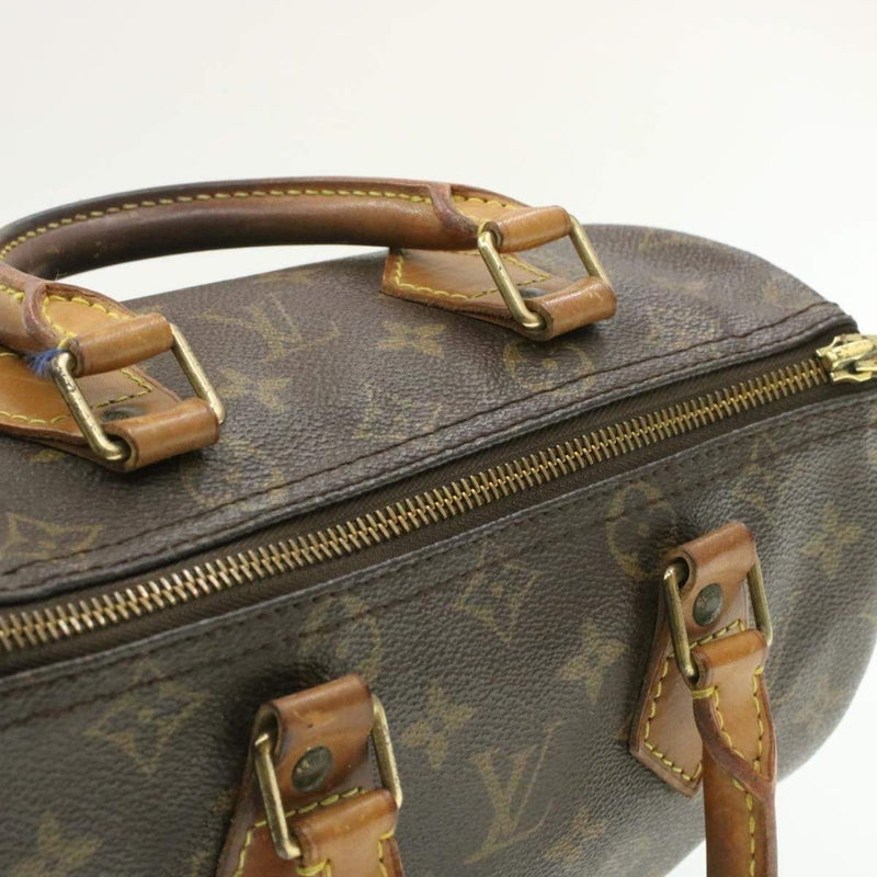 Louis Vuitton LOUIS VUITTON Speedy Monogram 25 Hand Bag SP0945