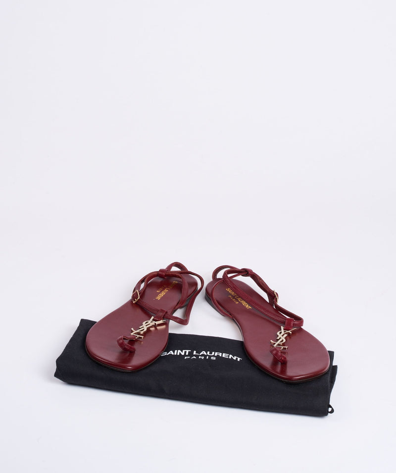 Yves Saint Laurent Ysl Sandals
