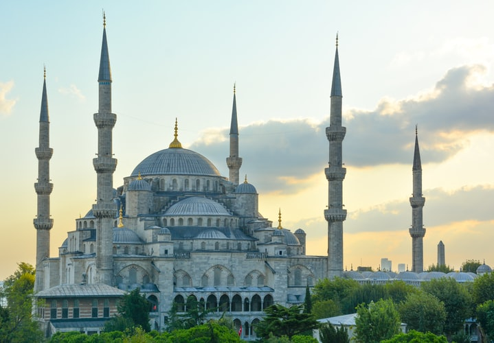 DELIGHTFUL TURKEY TOUR ISTANBUL, KUSADASI AND PAMUKKALE FOR 5N/6D