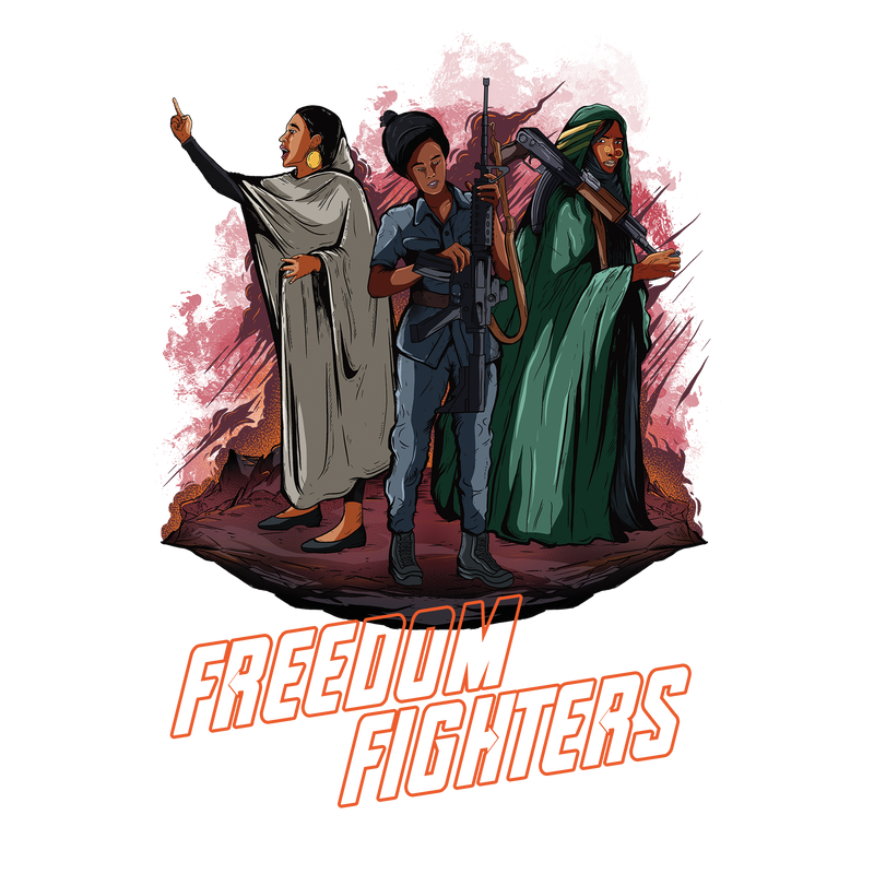 Freedom Fighters Shirt