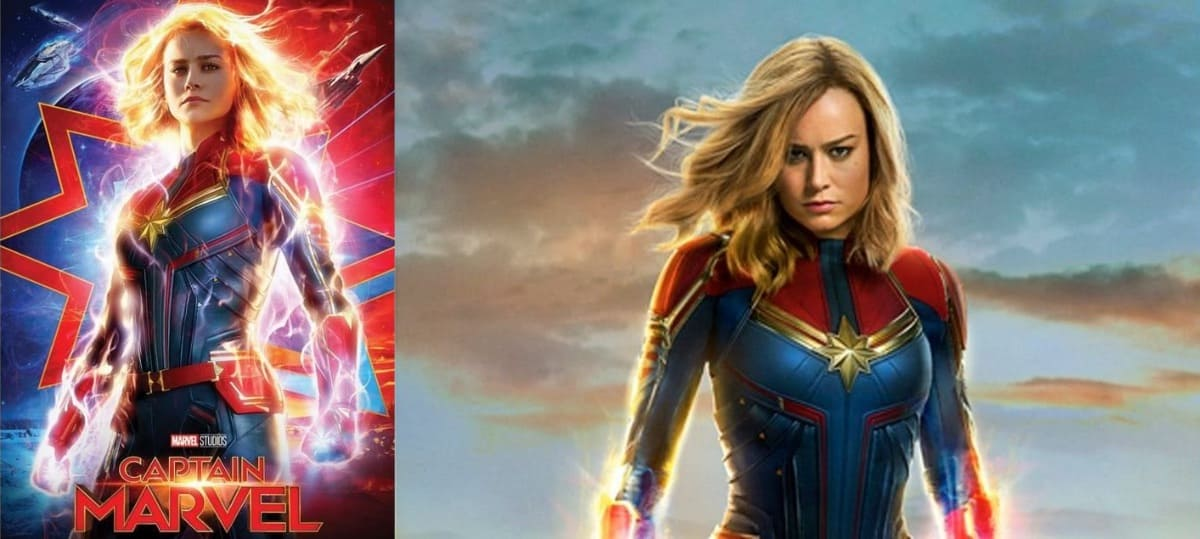 captain marvel le film
