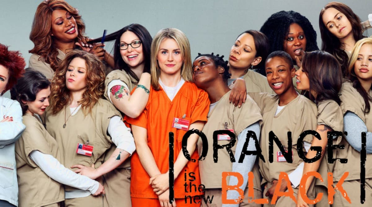 série féministe orange is the new black