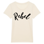 t-shirt feministe Naturel