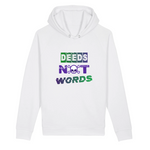 sweat feministe deeds not words