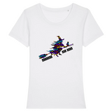 t shirt feminist witch