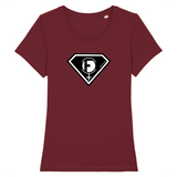 tee shirt super heroine