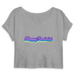 T Shirt Crop Top Graphic