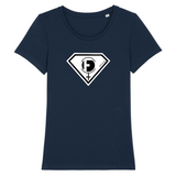 t shirt super heroine