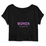 t shirt féministe girl gang