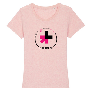 T-Shirt feministe He For She