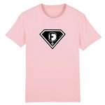 tee shirt feministe super hero girl