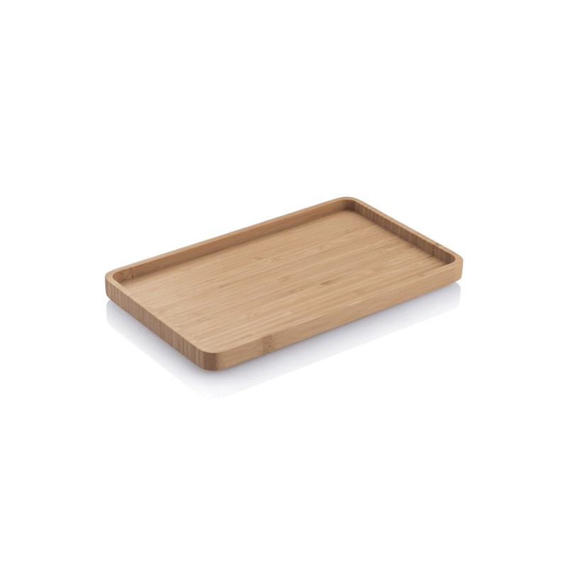 Bamboo Serving Tray, Rectangle