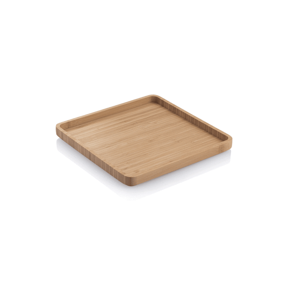 Bamboo Serving Tray, Square