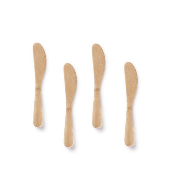 Bamboo Spreaders (set of 4 )