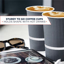 Disposable Coffee Cups - 16 oz(No Lids)