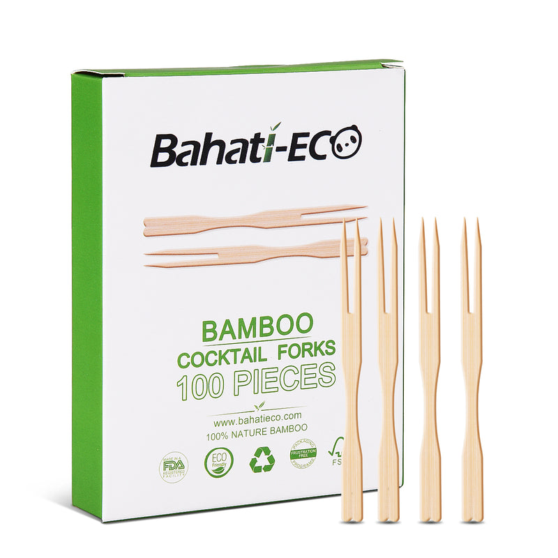 Bahatieco Bamboo Fork