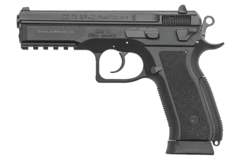 CZ SP-01 PHANTOM 9mm