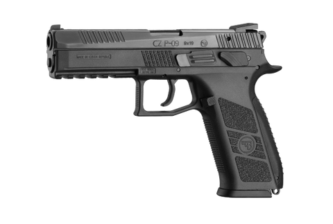 CZ P-09 DUTY  9mm Safety