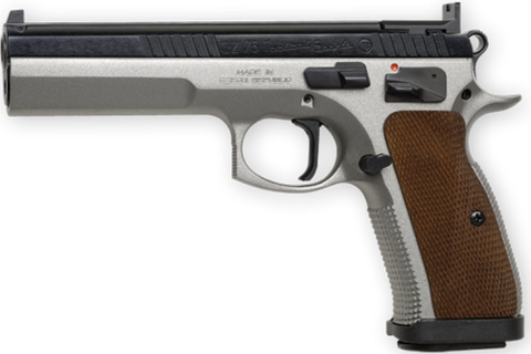 CZ 75 TACTICAL SPORT  9mm
