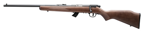 SAV MARK II WOOD L.H. .22LR