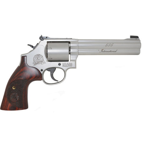 S&W 686 .357 STS 6-SHOT