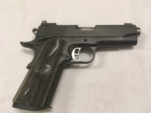 USED KIMBER TACTICAL PRO .45 A