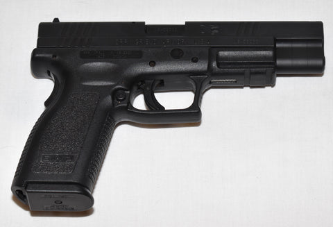 USED S.A. XD-40 TACTICAL .40 S