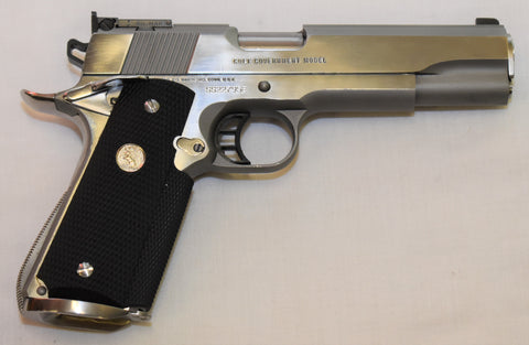 USED COLT GOVT BRT.STS .45