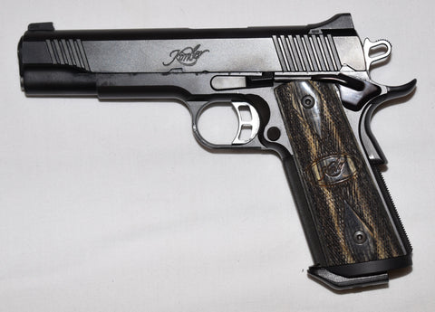 USED KIMBER TACTICAL .45 ACP