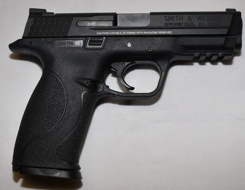 USED S&W M&P9 RANGE KIT 9mm